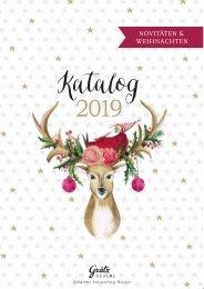 Grätz Katalog Novitäten & Weihnachten_D-E_2019_ohne_Preise