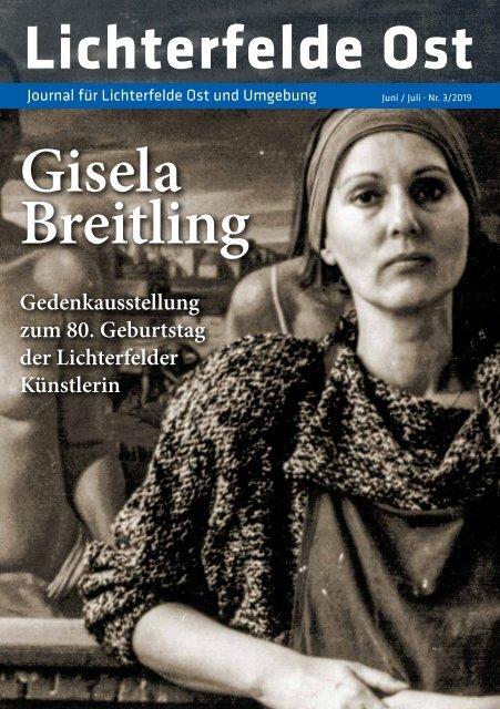 Lichterfelde Ost Journal Juni/Juli 2019