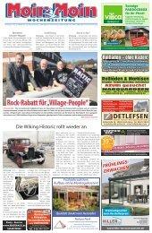 MoinMoin Schleswig 21 2019