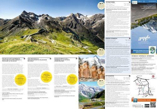 Brochure Grossglockner 2019 CZ POL HUN