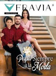 Catalogo Fravia Día del Padre 2019