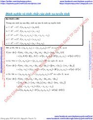 ( Toán cao cấp ) Bài tập ánh xạ tuyến tính, chuỗi số và chuỗi hàm, số phức, tích phân hàm mũ có lời giải