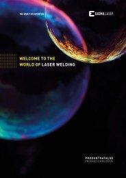 Sigma Laser Katalog