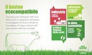 Il bovino ecocompatibile