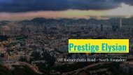 Prestige Apartments in Bannerghatta Road Bangalore