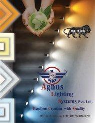 Agnus Product Catalog 2019