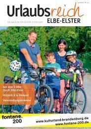 Urlaubsreich Elbe-Elster Mai–Oktober 2019