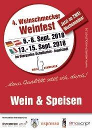 4. Weinschmecker Weinnfest