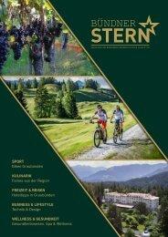 Buendner Stern Ausgabe 8  online - Hochglanzmagazin
