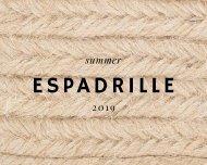 Espadrille Lookbook