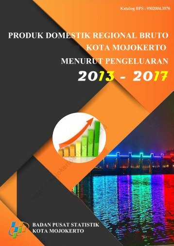 Product Domestik Regional Bruto (PDRB) Kota Mojokerto Menurut Pengeluaran 2013-2017