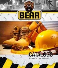 CATALOGO BEAR 2019