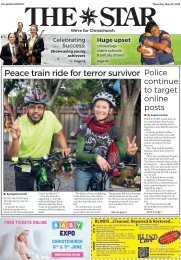 The Star: May 23, 2019