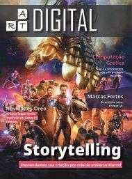 Revista Digital Arte - Edição 01 - Sorytelling