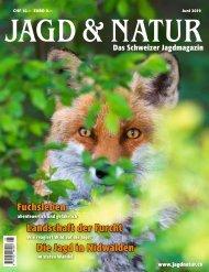 Jagd & Natur Ausgabe Juni 2019 | Vorschau