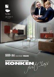 Hochwert-Prospekt Design Möbel
