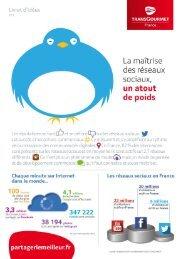 Livret d'idées n°3 : La maîtrise des réseaux sociaux un atout de poids