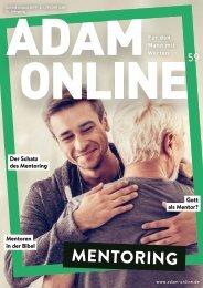 Adam online Nr. 59 Vorschau