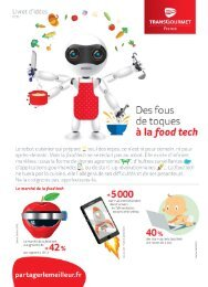 Livret d'idées n°8 : Des fous de toques à la food tech