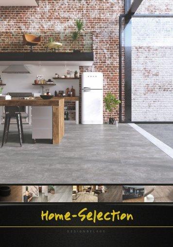 Home Selection Fliesenbroschüre 2019
