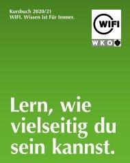 WIFI Tirol Kursbuch 2020/21