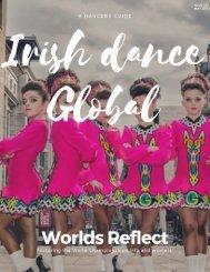 Courtney, Irish Dance World Class