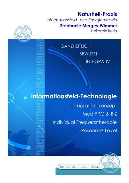 Informationsfeld-Technologie