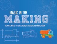 The Magic House 2018 Annual Report