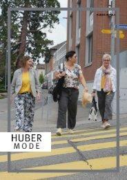 HUBER.Impuls Sommer 2019