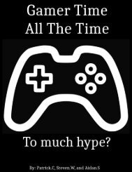 Gamer Time All The Time
