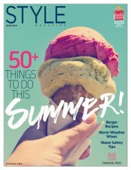 Style Magazine: June 2019