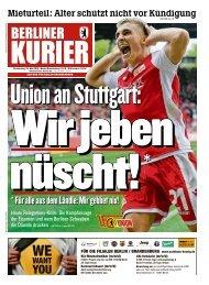 Berliner Kurier 23.05.2019