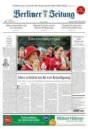 Berliner Zeitung 23.05.2019