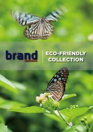 Eco-Friendly Branded Merchandise