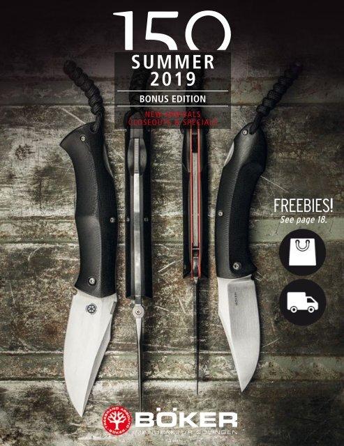 Boker Special Summer 2019