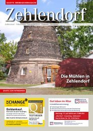 Gazette Zehlendorf Juni 2019