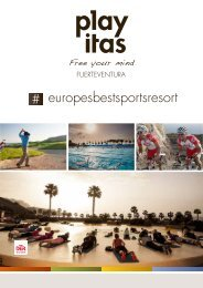 Playitas #europesbestsportresort