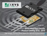 IXYS ICD ProductCatalog 2019