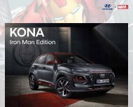 KONA Iron Man Edition Stand Februar 2019