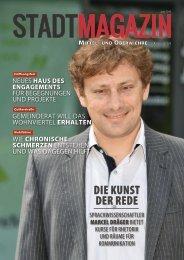 Stadt-Magazin, Ausgabe Mittel-/Oberwiehre (Mai 2019)