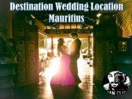 Destination Wedding Location Mauritius