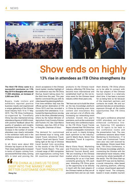 ITB China News 2019 - Review Edition