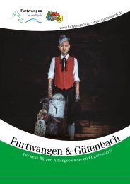 Furtwangen & Gütenbach EPaper