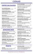 CABO CANTINA MENU ESPAÑOL - Page 5