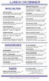 CABO CANTINA MENU ENGLISH - Page 5