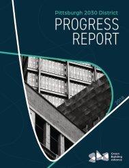 2018 Pittsburgh 2030 District Progress Report