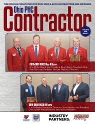 Ohio PHC Contractor Volume 2019 Issue 2