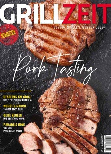 GRILLZEIT 2019 1 - Grillen, BBQ & Outdoor-Lifestyle