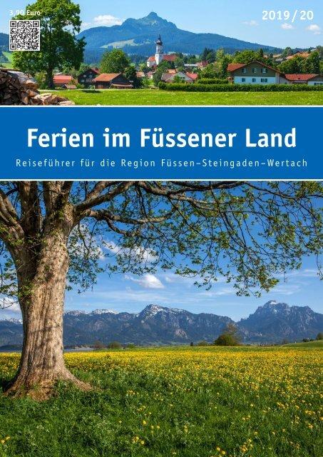 Ferien im Füssener Land 2019/20