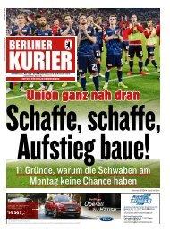 Berliner Kurier 25.05.2019